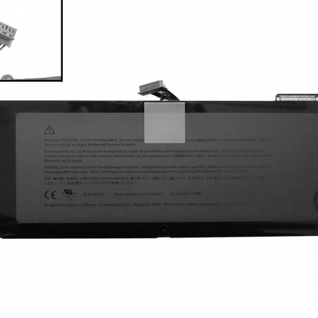 A1383 Battery for MacBook Pro A1297 Early-Late 2011, 17 inch