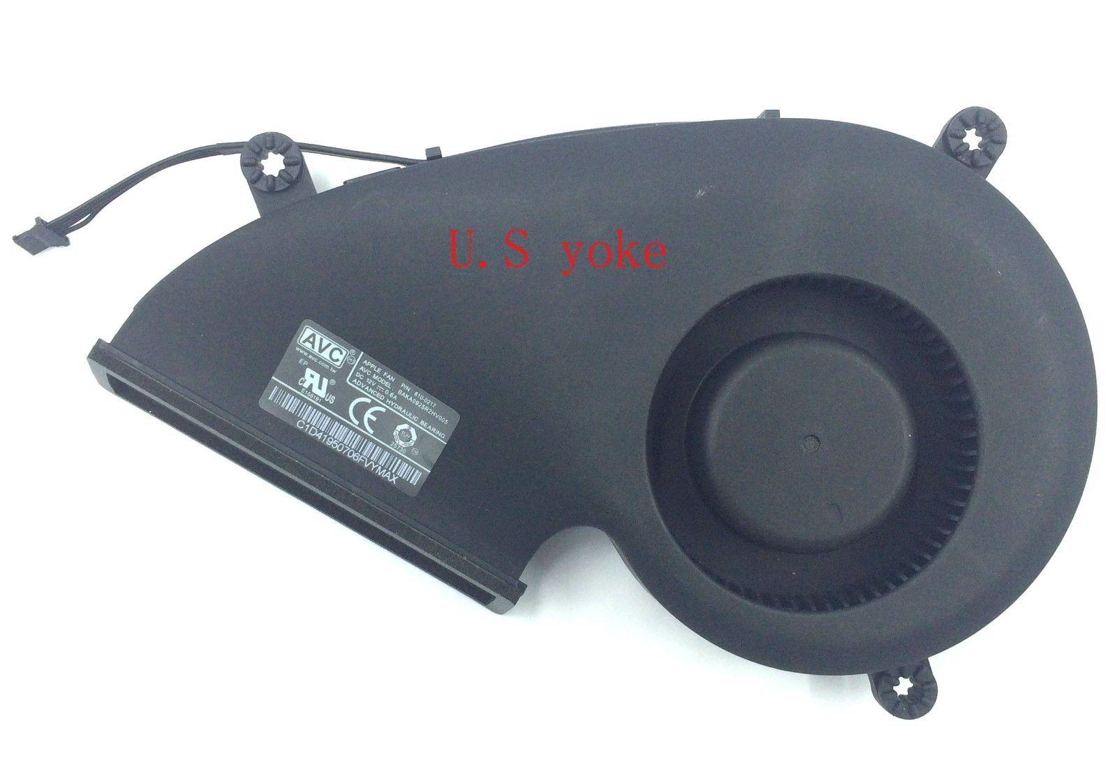"""923-0452 Apple iMac A1418 Late 2013 ME086LL 21.5/"""" Cooling Fan 923-00031"""
