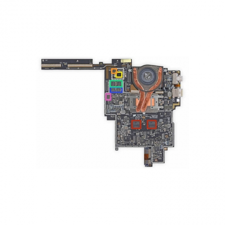 Microsoft Surface Pro 3 Motherboard in Dubai