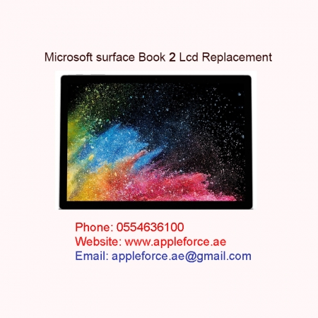 Surface book 2 lcd replacement in dubai