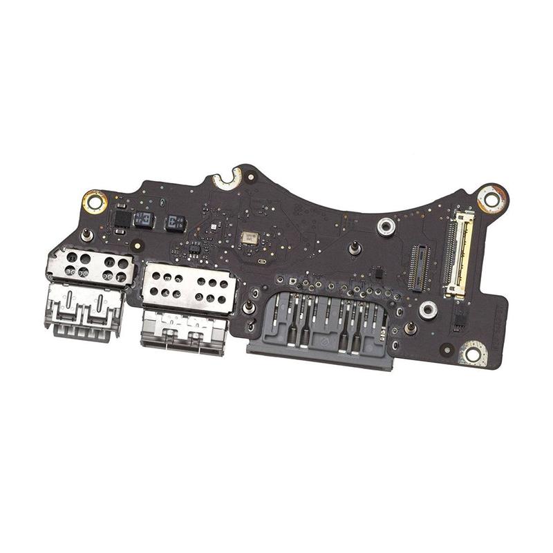 "A1398 820-5482-A 15/"" Mid 2015 MacBook Pro Retina Right I//O Board HDMI USB SD"