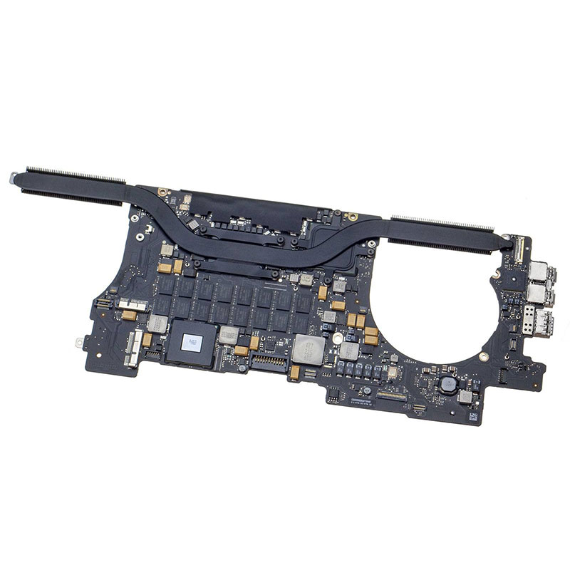 """661-6484 820-3332-A Apple Logic Board 2.6GHz i7 with 8GB RAM for MacBook Pro 15"""" Retina Mid 2012 A1398"""